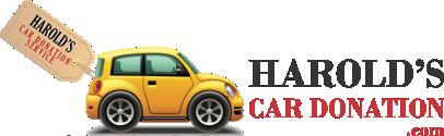Harold's Car Donation