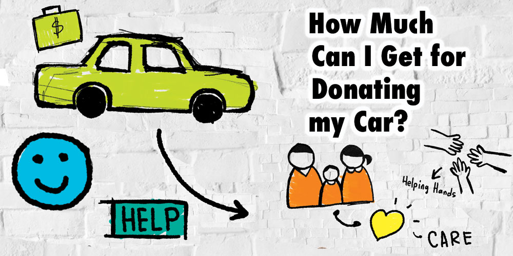 How Much Can I Get for Donating my Car? - Harold\'s Car Donation Service