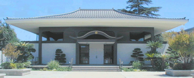 Another example of an America Buddhist Church that will accept vehicle donations